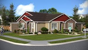 Duplex Plans For Narrow Lots Lexar 3295 Duplex