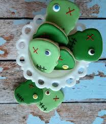 the 25 best zombie cookies ideas on pinterest scary halloween