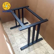 heavy duty table legs design dining table base heavy duty sturdy steel base table legs