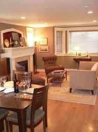 Best  Small Living Dining Ideas On Pinterest Living Dining - Small family room furniture