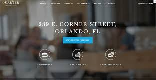 real estate website templates 25 examples u0026 how to choose