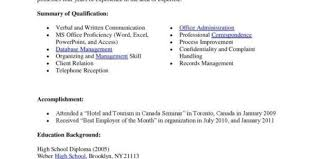 medical office receptionist jobs office resume medical office