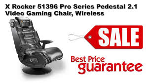 Rocking Gaming Chair X Rocker Gaming Chair Pro Series Pedestal Rocking Game