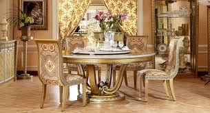 luxury round dining table luxury new classical style wood carving round dining table in dining