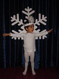 snowflake costume frozen float costumes ornament