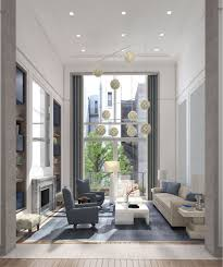ues townhouse living room grade new york grade apartments
