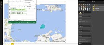 Longitude Map Solved How To Map Latitude Longitude Microsoft Power Bi Community