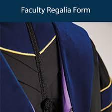 faculty regalia the bay tree bookstore faculty regalia rental