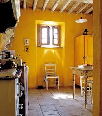 rustic paint color ideas how to design rustic yellow kitchen