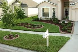 Front Yard Gardens Ideas 100 Landscaping Ideas For Front Yards And Backyards Planted Well