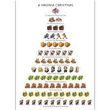 poe lovers christmas card