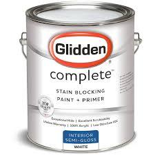 glidden gb complete int ltx sg white 2400gc01 walmart com