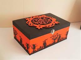 halloween trick or treat box unique halloween decorations