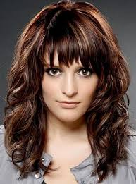 hair highlighted in front best medium length hairstyles with highlights