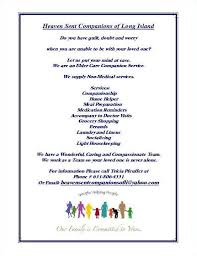 sayville cabinet for the sick heaven sent companions of long island llc home facebook