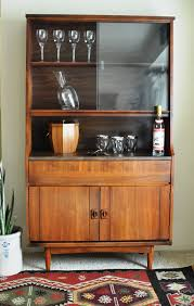 mid century bar cabinet small mid century modern american danish modern garrison hutch china