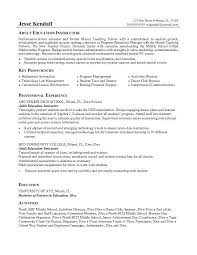 Teacher Resume Skills Section Resume Certification Section Sle 28 Images Exle Of Resume With
