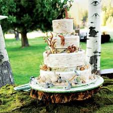 diy wedding cake stand dreaming the aisle diy rustic wedding cake stand
