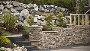 seattle rockery retaining wall contractor bellevue redmond