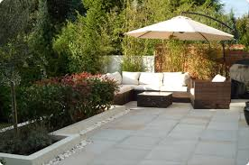 Simple Backyard Patios Sumptuous Paito Garden Simple Ideas Patios Image 1 View In Full