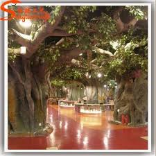 professional realistic style artificial tree live ficus tree for