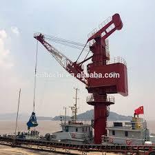 Pedestal Crane Marine Hydraulic Floating Pedestal Crane Buy Pedestal Crane
