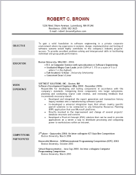 sample cover letter for job resume cover letter job objectives on resumes job objectives for resumes cover letter objective job resume example of objective military examples for a general s m pkgjob objectives