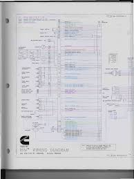 cummins ism engine wiring diagram