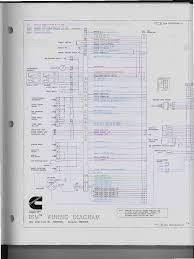 cummins ism engine wiring diagram