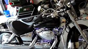 2004 honda aero 750 shadow for sale palm coast florida youtube
