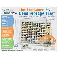 Artbin Store In Drawer Cabinet Elizabeth Ward U0027s Tiny Container Bead Storage Tray 7701066 Hsn