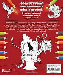 amazon 404 coloring book oatmeal