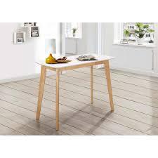 Retro Modern Desk Walker Edison Furniture Company Retro Modern Wood White And