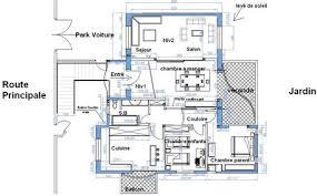 plan etage 4 chambres plan maison etage 4 chambres gratuit 14 plan de maison
