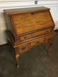 Secretary Desk Desk Queen Anne Style Secretary Desk For Sale In Burbank Ca
