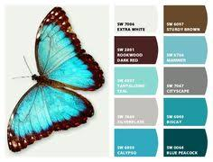 beige blue and green blue color chocolate color scheme dark
