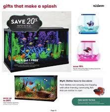 Petsmart Christmas Aquarium Decorations by Petsmart Holiday Book Ad 2016
