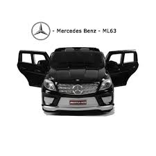 mercedes jeep white licensed mercedes benz ml63 amg ride on 12v kids jeep with remote