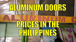 kitchen cabinet door price philippines aluminum doors prices in the philippines