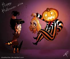 cartoon halloween pic halloween beetlejuice 2014 by clarakerber on deviantart