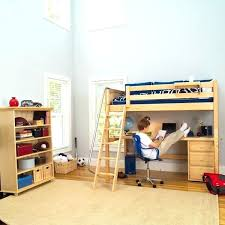 Bunk Bed Boy Room Ideas Cool Bunk Beds With Desk Size Of Loft Bed Ideas For
