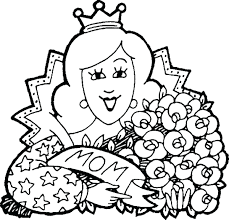 articles with mothers day coloring sheets to print tag mother day