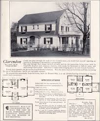revival home plans colonial revival 1920s house plan no 3028 southern pine