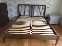 Ercol Bed Frame Ercol Asuka Made For Lewis Bedroom Suite In St Ives