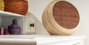 Beautiful Speakers by Beautiful Sound Hand Crafted Bamboo Speakers