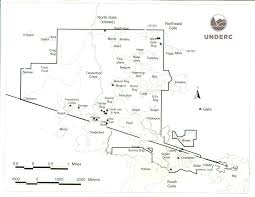 Notre Dame Campus Map Property Maps Underc University Of Notre Dame