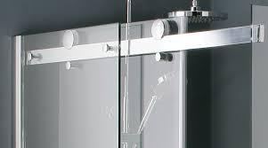 Sliding Shower Door 1200 Luxury 1200mm Exposed Roller Sliding Shower Enclosure