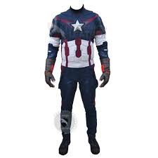 ultron costume age of ultron captain america steve rogers costume with