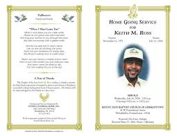 funeral program 64 best images about memorial legacy program templates on free