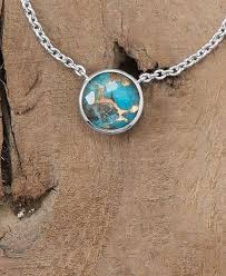real turquoise pendant necklace images Jewelry tagged quot gemstone quot cultural elements jpg